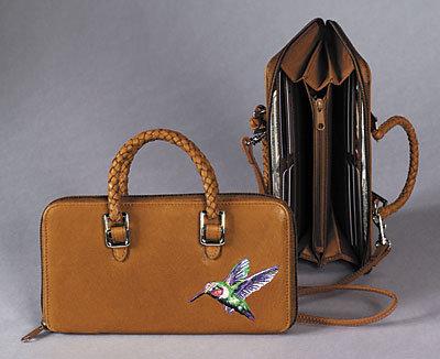 Ladies' Handled Travel Wallet