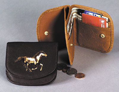 Taxi Style Wallet with Coin Pocket