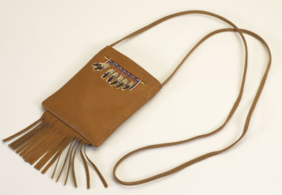 Fringe Shoulder Sac
