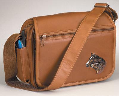 Field Handbag w/Cell Phone Pouch