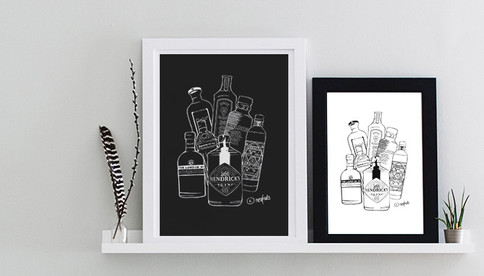 Gin Illustration Group