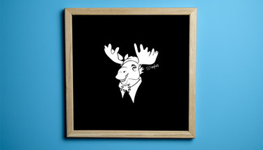 The Elk Portrait