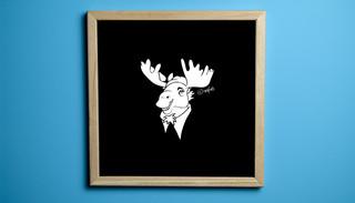 The Elk Portrait