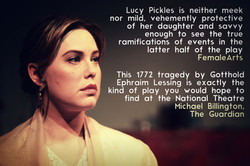 LUCY PICKLES (CLAUDIA)