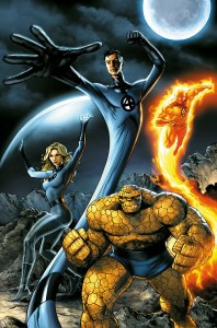 Mr Fantastic is the epitome of good mobility!