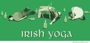 st-patricks-day-meme-irish-yoga