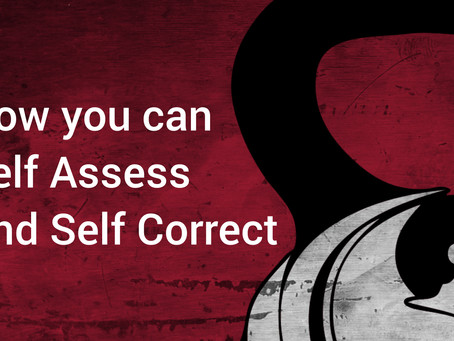 How Can You Self Assess and Self Correct?