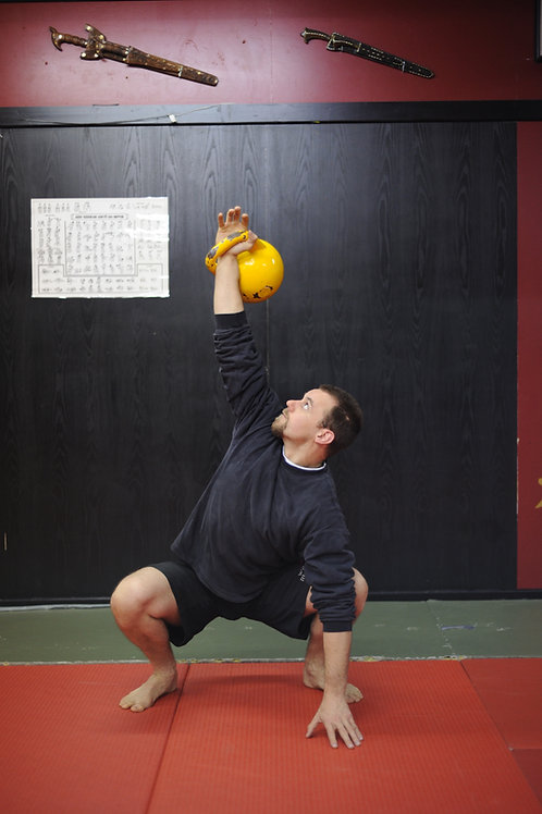 Kettlebell Technique Level 3 Manual