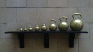 The original kettlebell