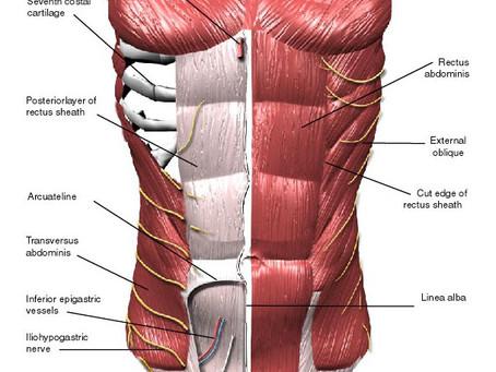 Abdominal Bracing through Kettlebell Squats