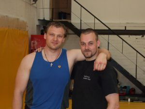From the very fist Kettlebell Seminar held in Ireland. Seems like such a long time ago