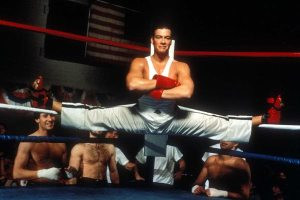 Splits - Van Damme style!