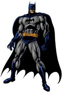 Batmans massive Rec Fem is a major part of his badassness