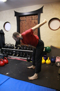 Bullet Proofing the Body with Bodyweight & Kettlebell Lifts