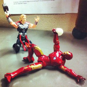 If it's good enough for Iron Man.....