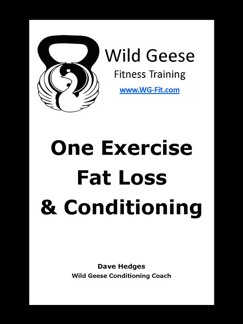 One Exercise Fat Loss & Conditioning