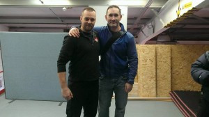 With Joel Jameison of 8WeeksOut.com and Bioforce HRV