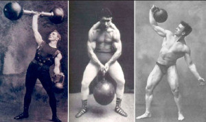 Progressing your Strength with Kettlebells