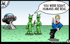 Alien Cartoons