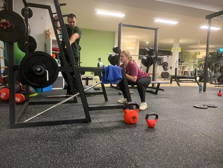 Re – Learning to Squat Post Injury