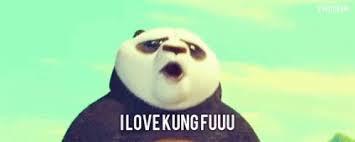 I Love Kung Fuuuuuuuuuu!