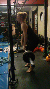 My Wife's PR on the Deadlift and what we can all Learn from it.