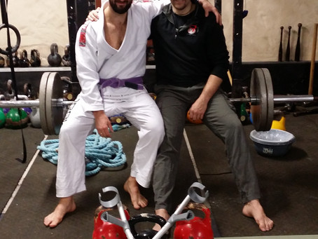 5 Exercises Strength Exercises Essential to BJJ