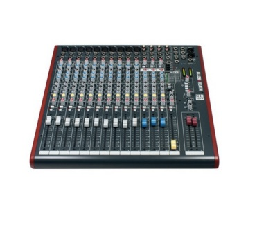 Upgrade 16 Ch Mixer with FX
