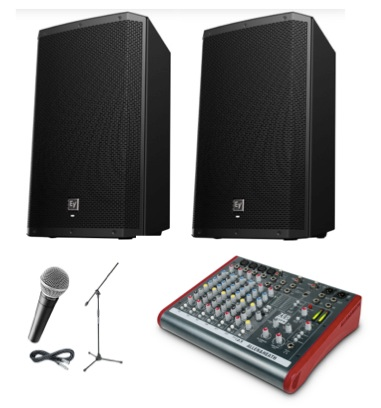 Large Sound System
