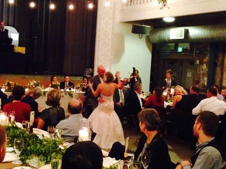 Turnhalle @ Tivolli Wedding