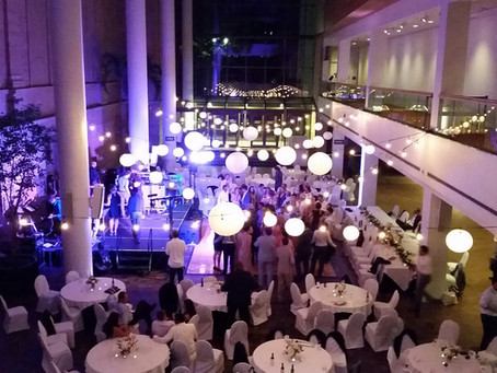 Denver Museum of Nature and Science - Stunning Wedding Reception - Denver, CO