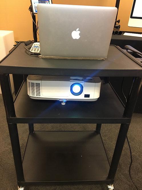 Projector Media Cart