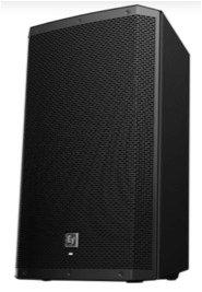 """12"""" EV ZLX Powered Speaker"""