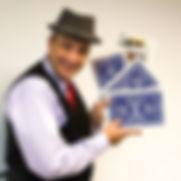 Magician Russ DeSimone