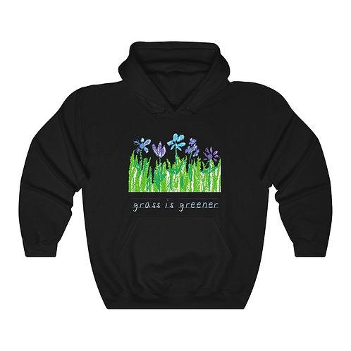 Grass is Greener Hooded Sweatshirt
