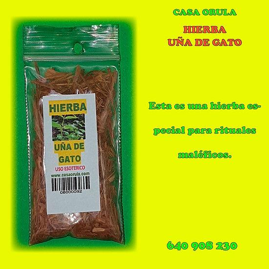 HIERBA UÑA DE GATO