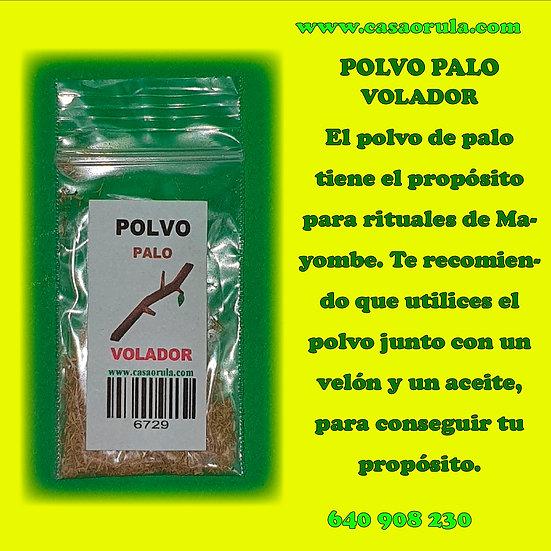POLVO DE PALO VOLADOR