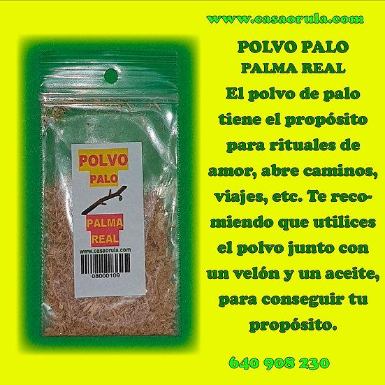 POLVO DE PALO PALMA REAL