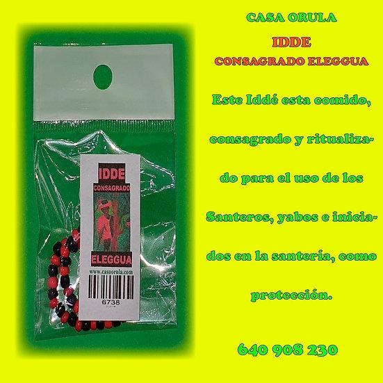 IDDE CONSAGRADO DE ELEGGUA