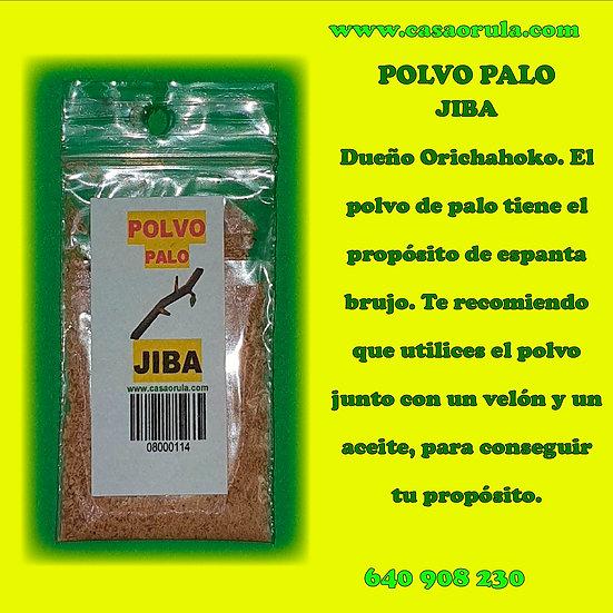 POLVO DE PALO JIBA