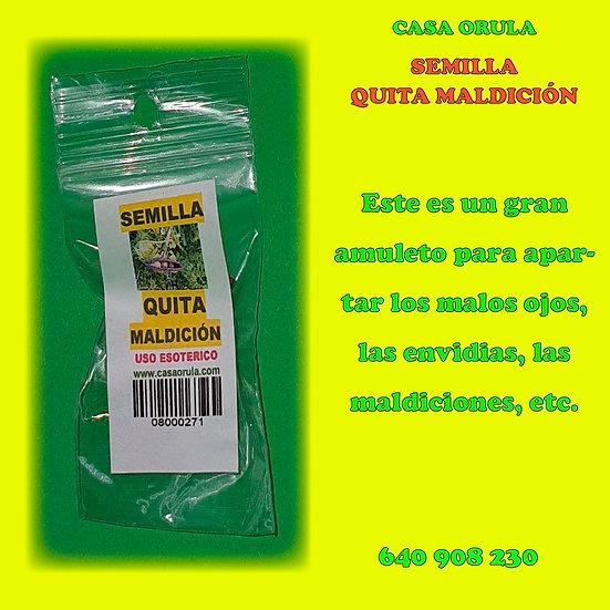 QUITA MALDICION