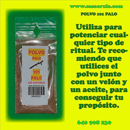 POLVO DE 101 PALOS