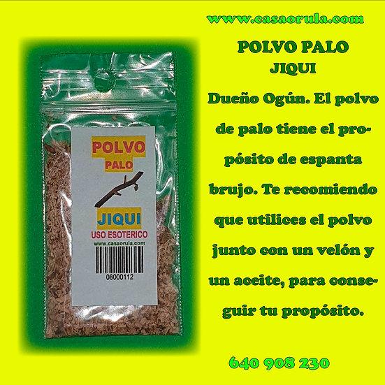 POLVO DE PALO JIQUI
