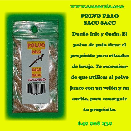 POLVO DE PALO SACU SACU