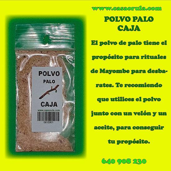POLVO DE PALO CAJA