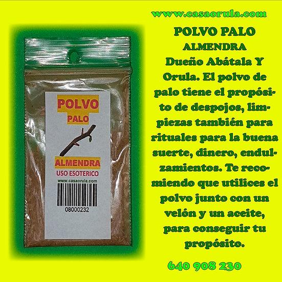 POLVO PALO ALMENDRA