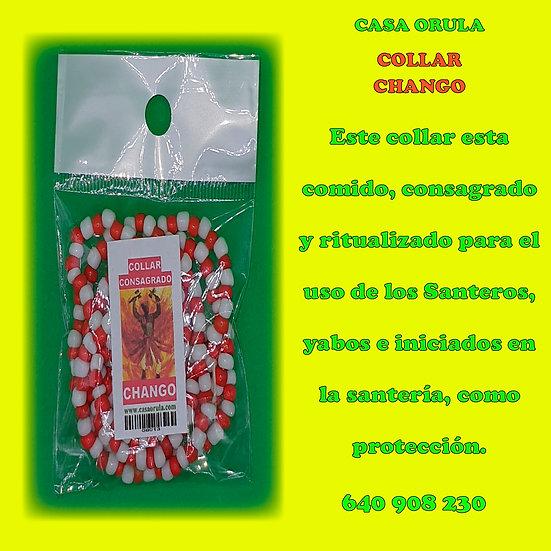 COLLAR CONSAGRADO DE CHANGO