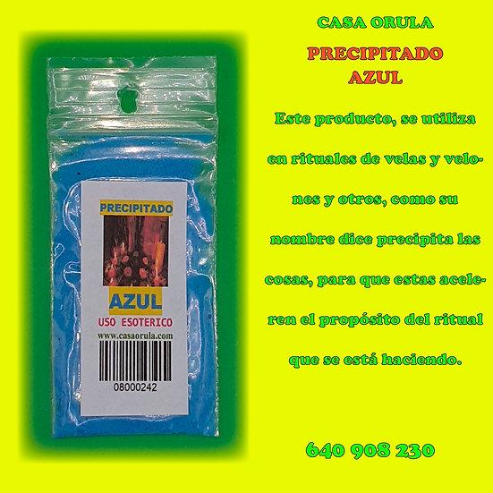 PRECIPITADO AZUL