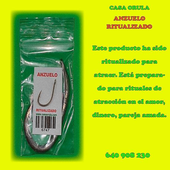 ANZUELO RITUALIZADO GRANDE