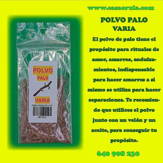 POLVO DE PALO VARIA